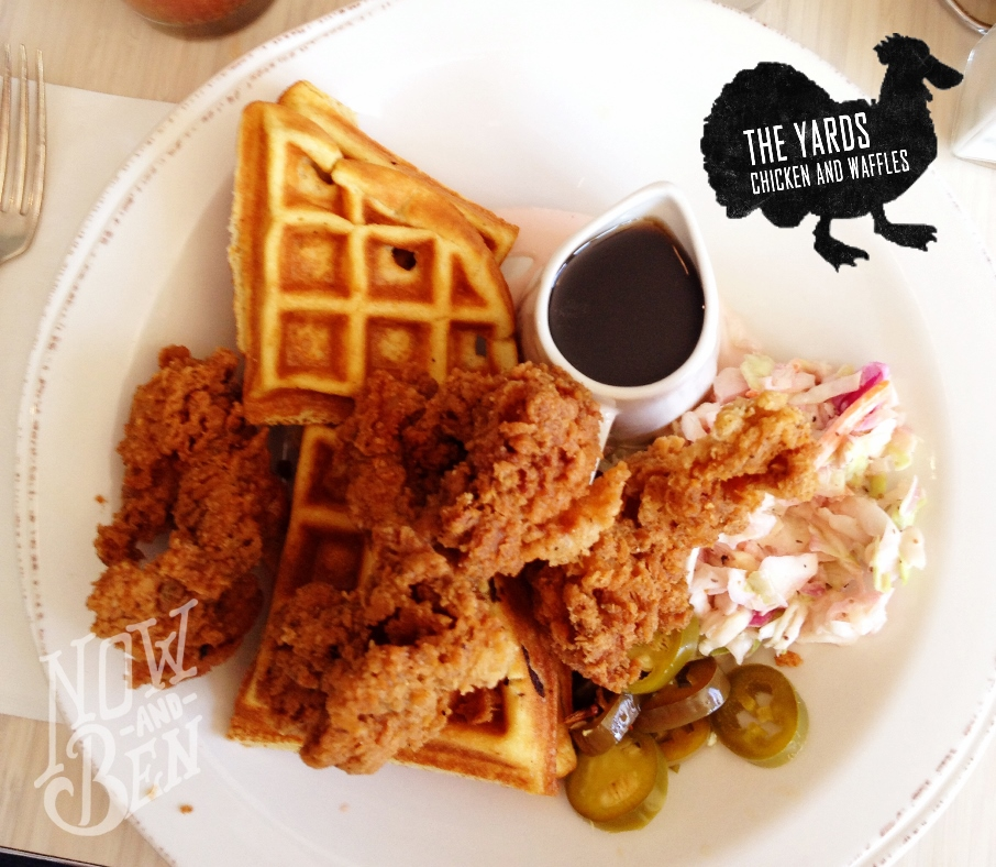 The Yards Chicken and Waffles