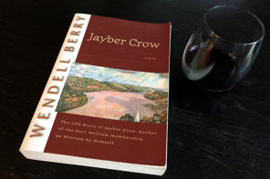 Wine, Wendell Berry, and My Preoccupation with Place